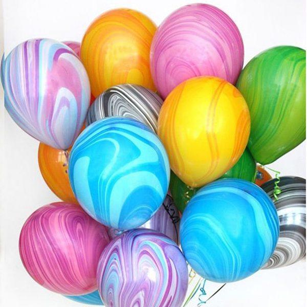 Воздушный шар суперагат
