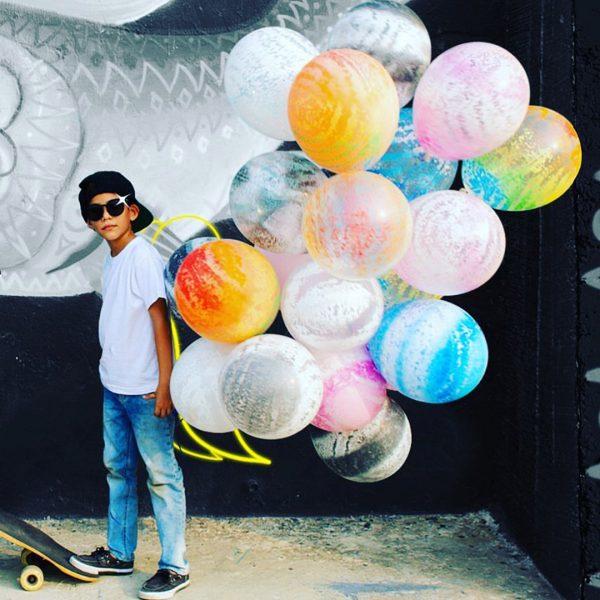 Воздушные шары Графити