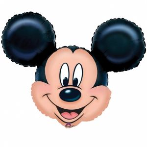 Микки-Маус фольгированный шар