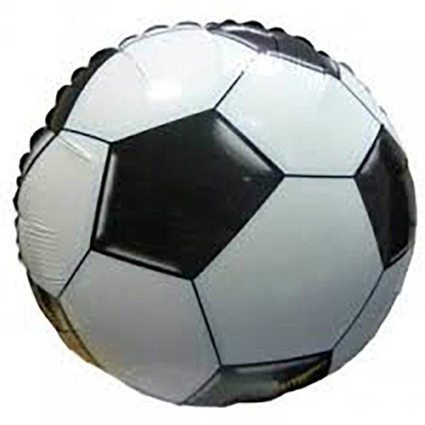 Футбольный мяч фольгированный